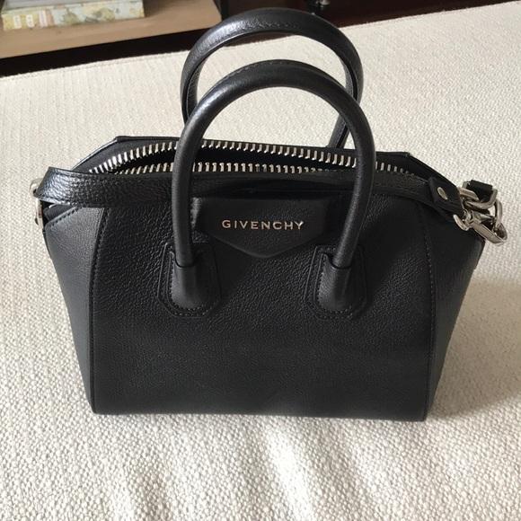 64565873a3 Givenchy Handbags - Givenchy mini Antigona bag